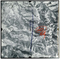 Aerial photographs covering an area near present-day Porcupine Reservoir, the Wasatch-Cache...