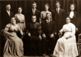 Family of Bror Anders (Andrew) and Christina Delzell Henderson Nyman