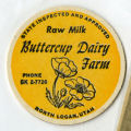 Buttercup Dairy badge
