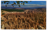 Postcard of Magic City of Spires, Bryce Canyon