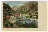 Postcard of Picturesque Spot in Logan Canyon