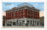 Thatcher Bank and Hotel Eccles, Logan Utah