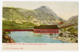Postcard of Telluride Power Plant, Mouth of Bear River Canyon