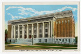 Postcard of Masonic Temple, Salt Lake City Utah